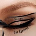 Stencil Eyeliner