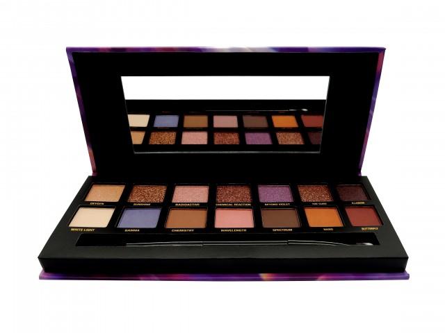 Violet Lights Eye Colour Palette W7
